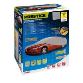 20557 Telo Copriauto 5 strati per Smart Fortwo 1/07>12/11 felpato impermeabile