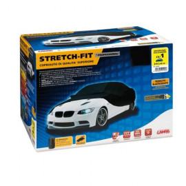20105 Telo Copriauto FELPATO Stretch-fit per Fiat 126 da 1972 a 2000