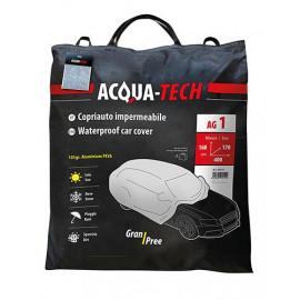 20141 Telo Copriauto Acqua-tech Abarth 124 2016 Impermeabile